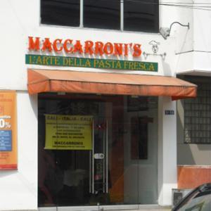 Macarroni's