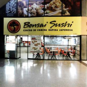 Bonsai Sushi (Los Palos Grandes)
