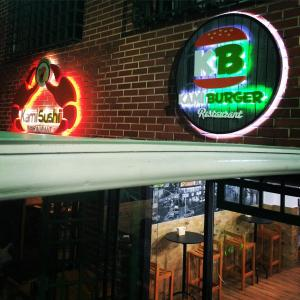 Kami Burger
