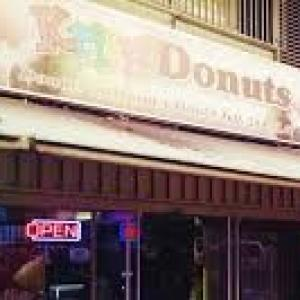 Krispy Donuts (Santa Eduvigis)