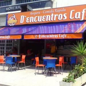 D` Encuentros Café