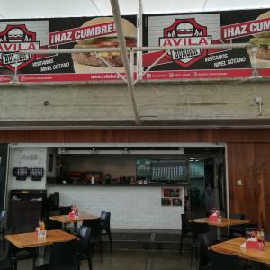 Avila Burger (Valle Arriba)