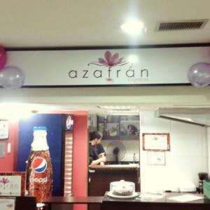 Azafrán Express