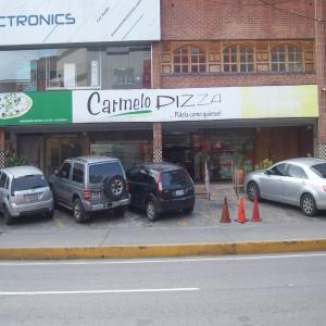 Carmelo Pizza (Las Mercedes)