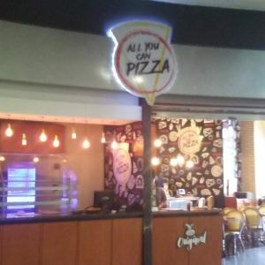 All You Can Pizza (C.C. Lider)
