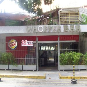 Whopper Bar (Plaza las Americas)