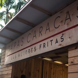 Papas Caracas