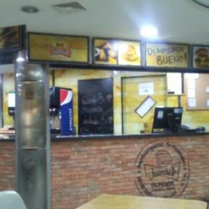 Juanchi's Burger (CCCT)