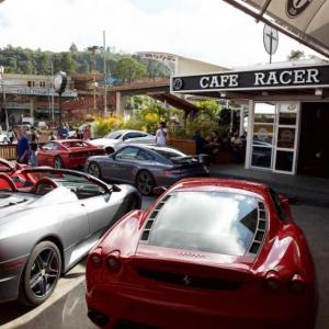 Café Racer Bar VE