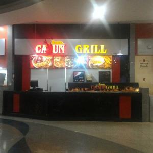 Cajun Grill (C.C. Líder)