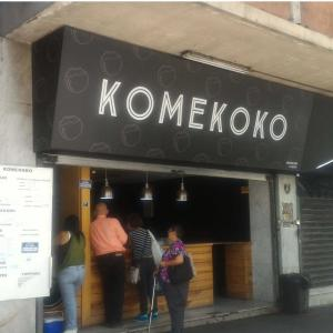 Komekoko