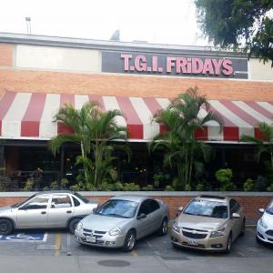 T.G.I. Friday`s (Altamira)