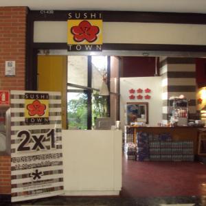 Sushi Town (Los Dos Caminos)