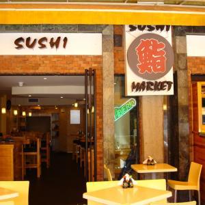 Sushi Market (Las Cúpulas)