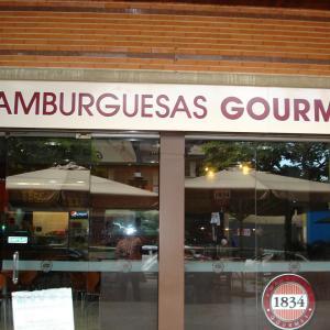 1834 Hamburguesas Gourmet