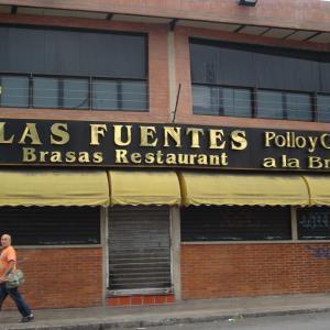 Las Fuentes Brasas