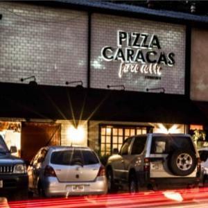 Pizza Caracas