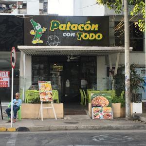 Foto de Patacón Con Todo