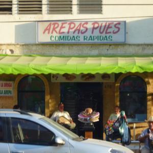 Arepas Pues